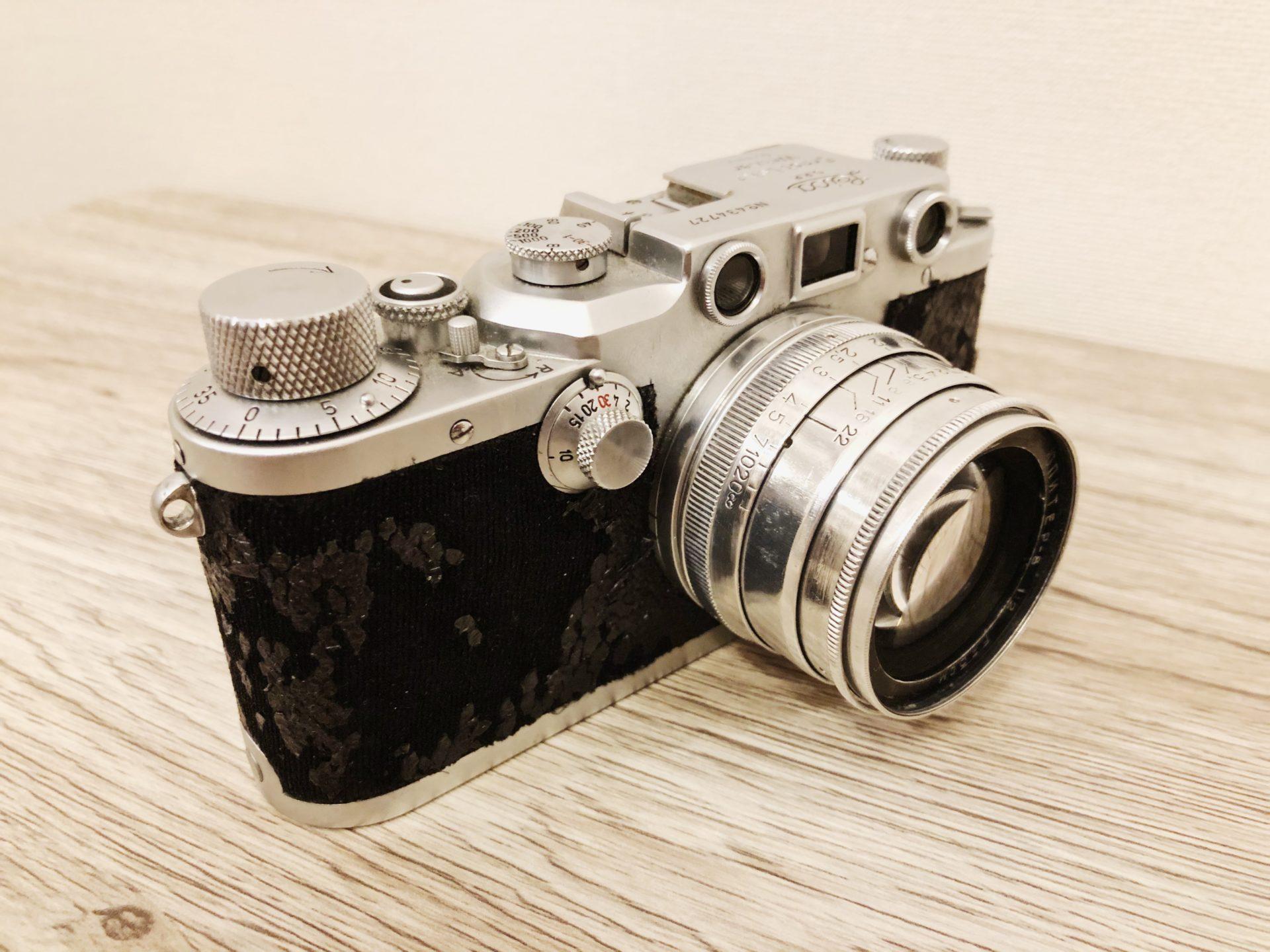 フィルムカメラを始めたいけど古いカメラを買うのが怖い・・・。という初心者の方のための購入時に注意したいポイントまとめ