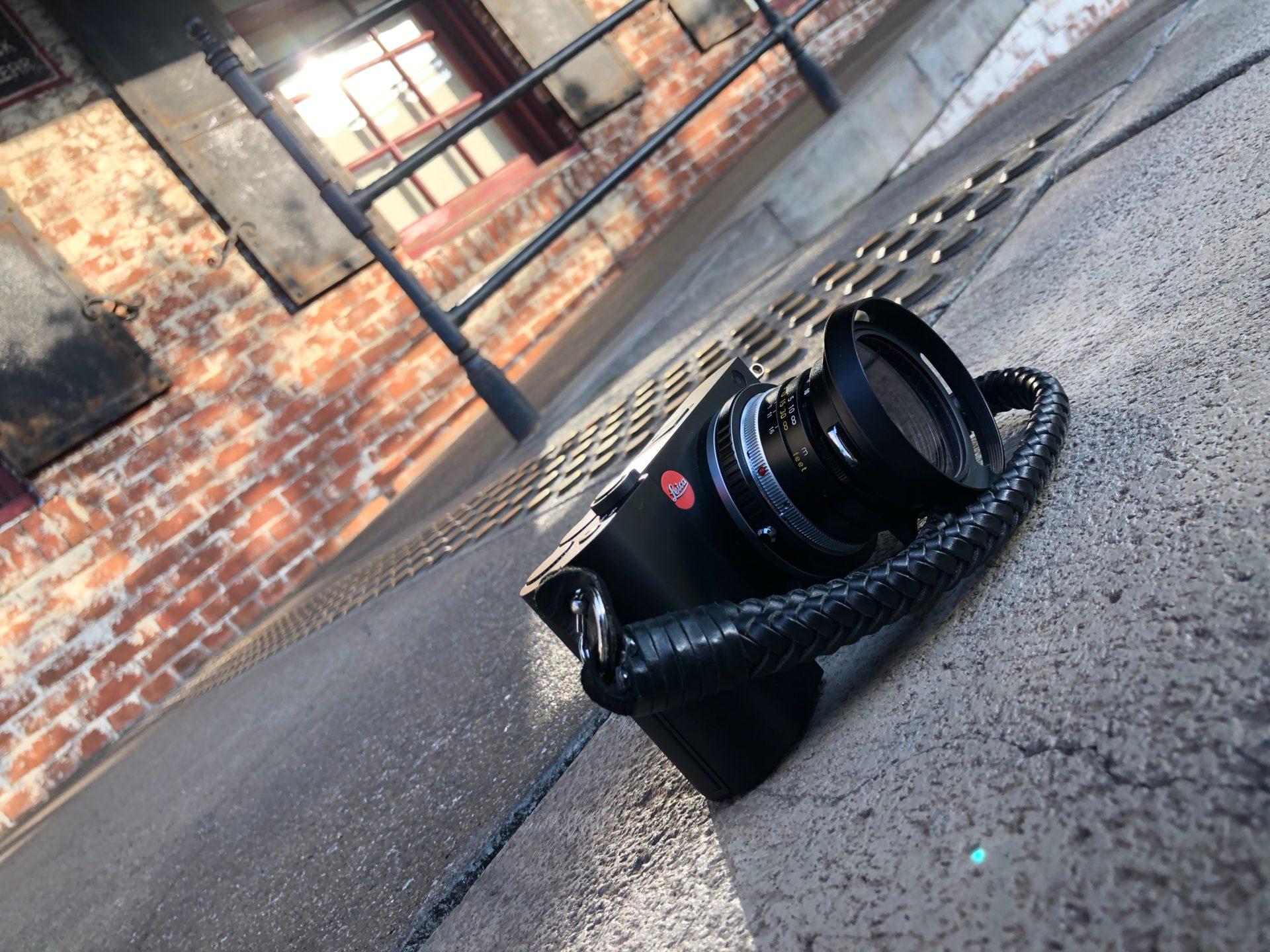 2019年最後の最後にIYH!最も安価なライカ、LeicaTを購入しました。