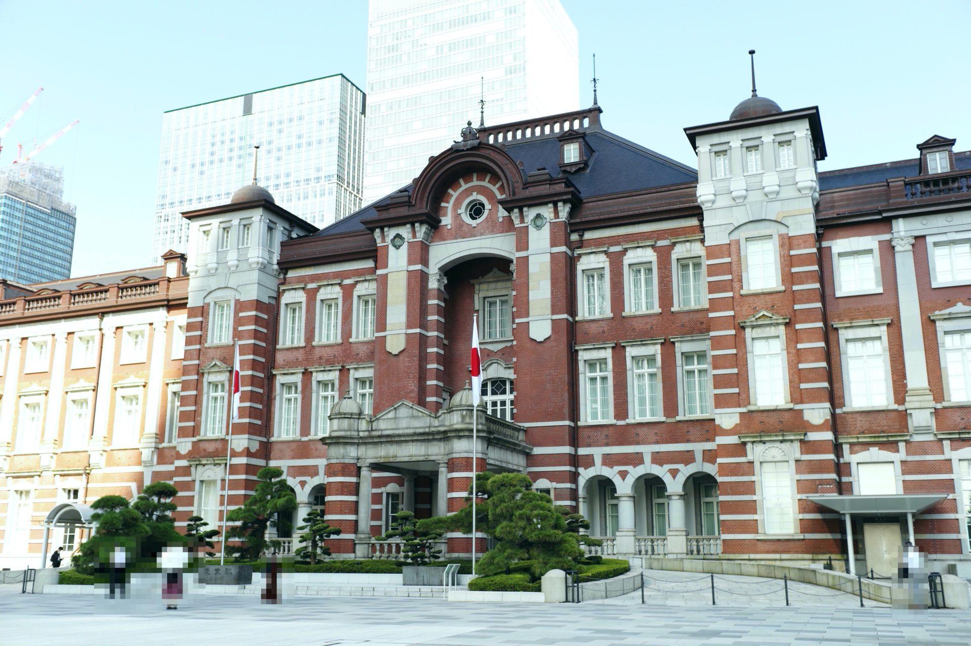東京のGO TO対象外に負けるな!JRホテルの実施する都民割でお得に東京ステーションホテルに宿泊してきました。