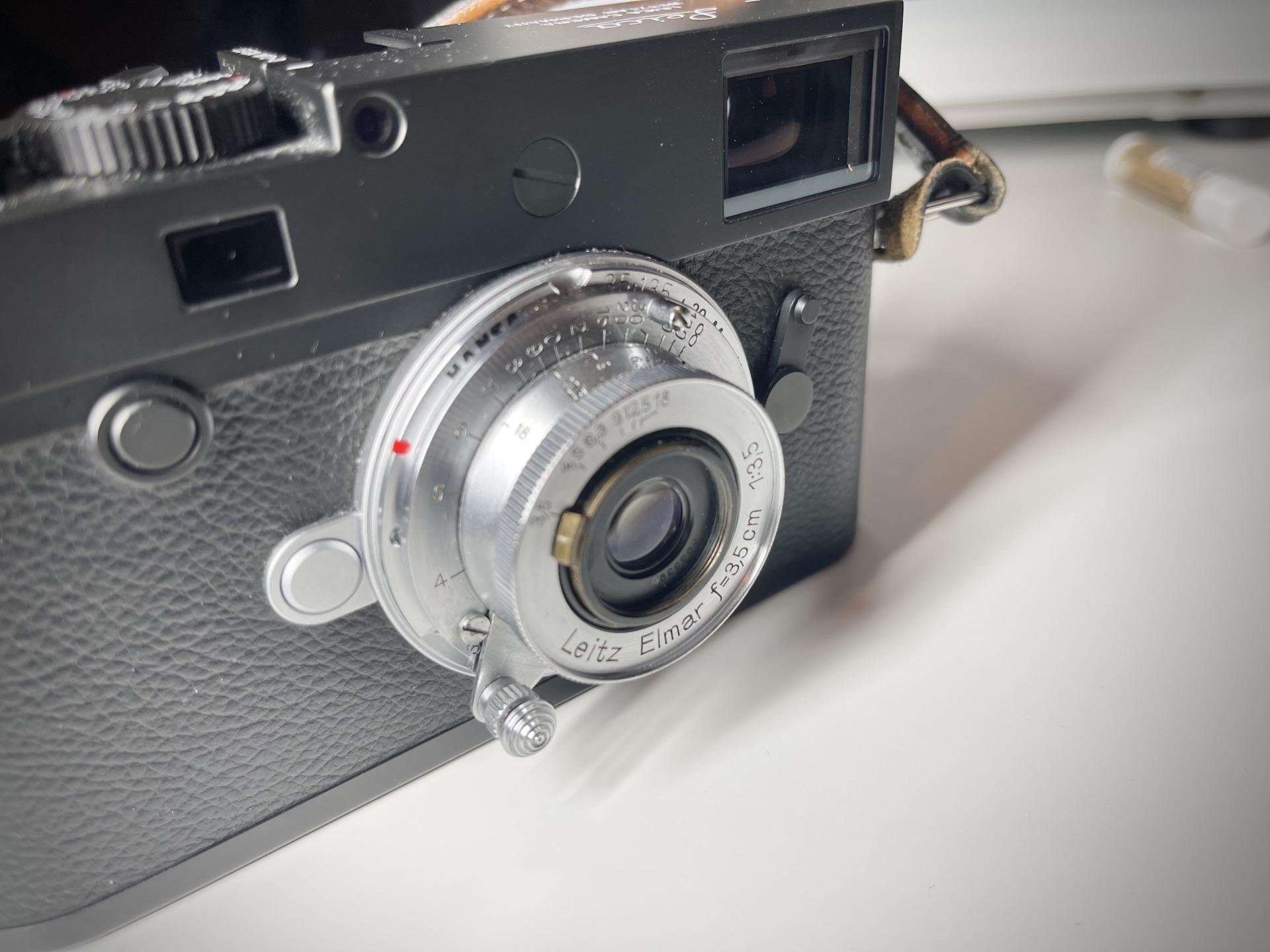 安ウマなライカレンズ、Leica Elmar 35mmのススメ。